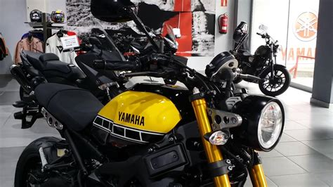 Yamaha XSR 60th Anniversary en Flick Moto   YouTube