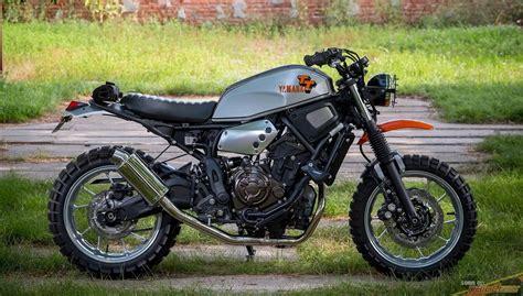 Yamaha XSR 700 by Hageman Motorcycles   DaiDeGas Forum