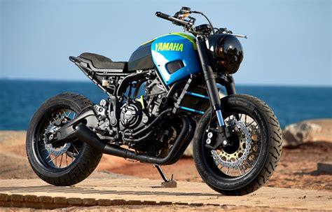 Yamaha XSR 700 Otomake de Ad Hoc Cafe Racers | Club del ...
