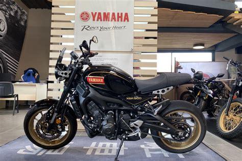 YAMAHA XSR 900 2022 – Vente motos Roadster