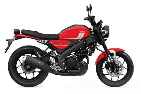 Yamaha XSR125 2021 Precio, Ficha Técnica y novedades