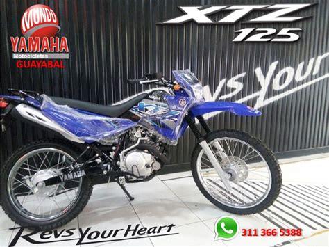 Yamaha Xtz 125 Modelo 2020 Mundo Yamaha   $ 7.150.000 en ...