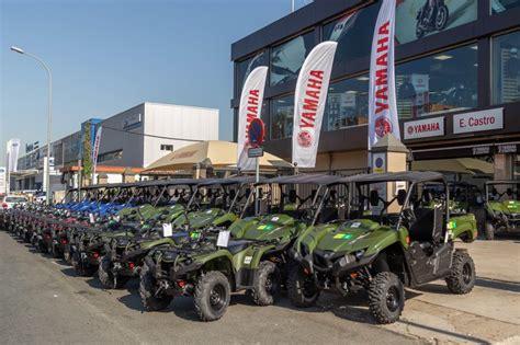 Yamaha y la Junta de Andalucía acuerdan una operación de ...
