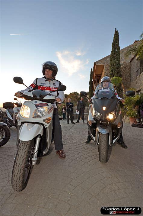 Yamaha y Navarro Hnos., presentaron las nuevas scooter X ...
