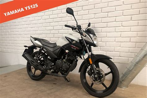 Yamaha YS 125 2017 de segunda mano | Blog de Compro tu Moto