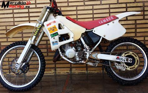 Yamaha YZ 125 cc cross, sin documentación