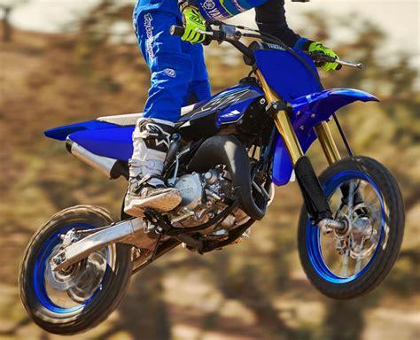 Yamaha YZ 65 2021   Fiche moto   Motoplanete