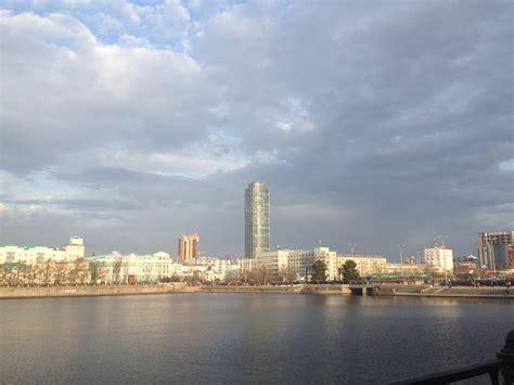 Yekaterinburg: An Intense Week in Review — Human Transit