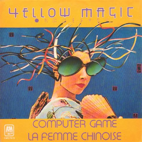 Yellow Magic Orchestra   Computer Game / La Femme Chinoise ...