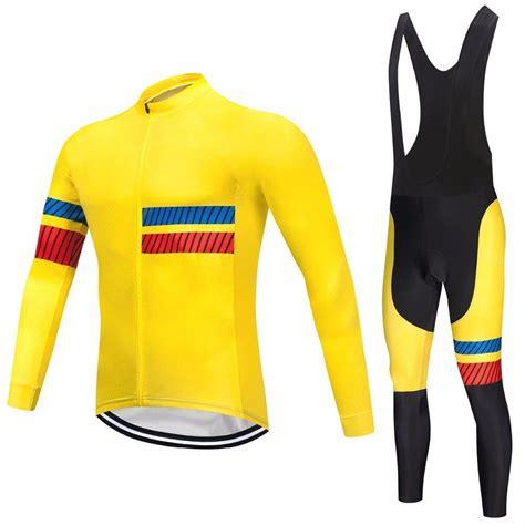 Yellow Series Cycling Apparel MTB MTB Bicycle Clothing ...