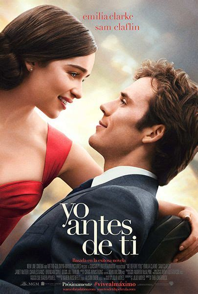 Yo Antes de Ti en 2020 | Peliculas romanticas gratis ...