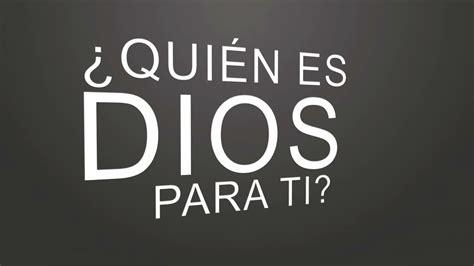 Yo Soy el Señor tu Dios