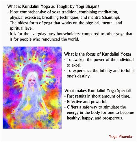 Yoga Phoenix: What is Kundalini Yoga as Taught by Yogi Bhajan?