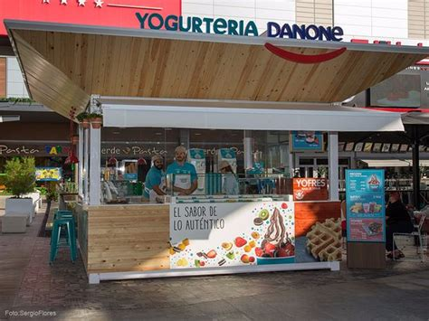 Yogurteria Danone   Splau, Cornella de Llobregat ...
