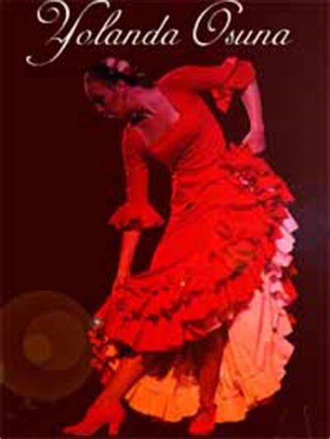 YOLANDA OSUNA   BAILAORES/AS   El Arte de Vivir el Flamenco