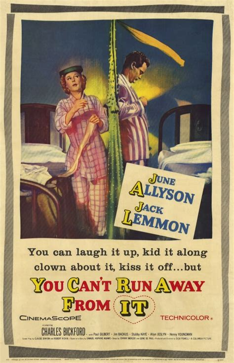 You Can t Run Away From It Movie Posters From Movie Poster ...