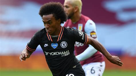 Younger players look up to him    Lampard details Willian ...
