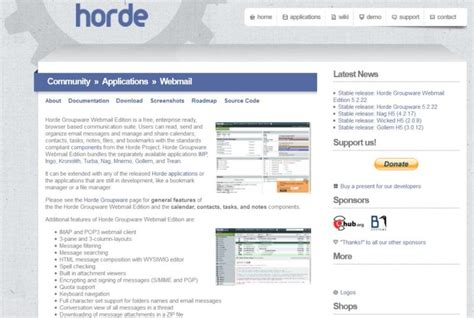 Your Guide to Horde Webmail and Its Advantages
