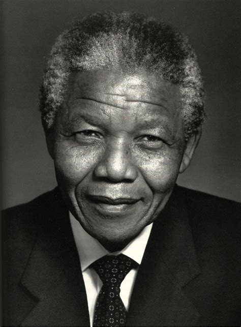 Yousuf Karsh: «After 95 Years Nelson Mandela Successfully ...
