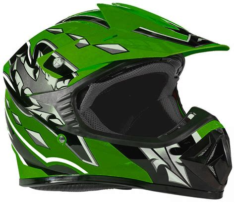 Youth Motocross ATV Dirt Bike Helmet   Birdy s Scooters ...
