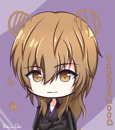 "yukina chi: "" Ray & Vanderwood icon ! Because of V route ..."