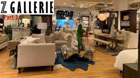 Z GALLERIE Glam Home Decor & Furniture   PART 1   Shop ...