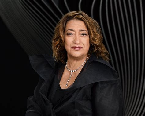 zaha hadid interview: the architect s work in her own words