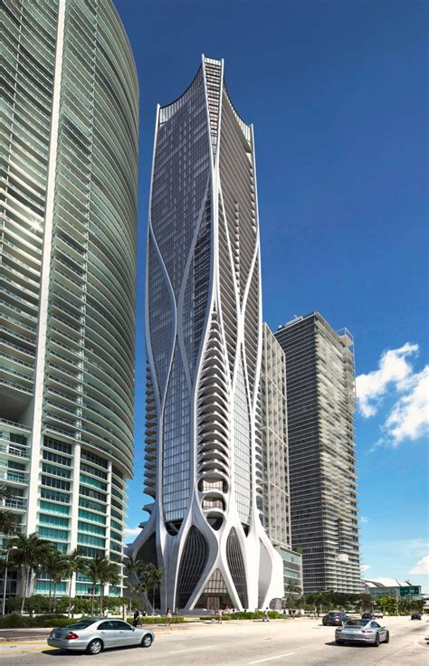 Zaha Hadid s Residential Buildings Are Nothing Short Of ...