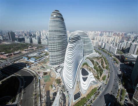 Zaha Hadid s Wangjing SOHO Wins Emporis Skyscraper Award ...