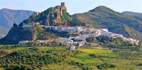 Zahara de la Sierra, destino en Cádiz