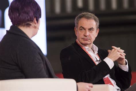 Zapatero advierte al PSOE que abandone las luchas internas ...