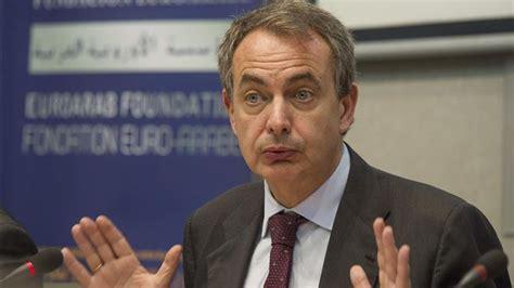 Zapatero apoyará el sábado la campaña del PSOE en Lanzarote