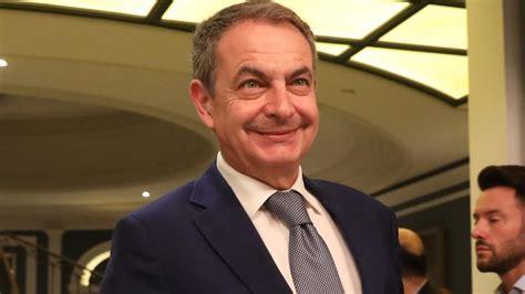 """Zapatero augura que el Gobierno """"va a durar"""" por la ..."""