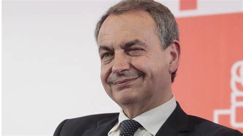 Zapatero avisa al PSOE de que para ganar necesita  la ...