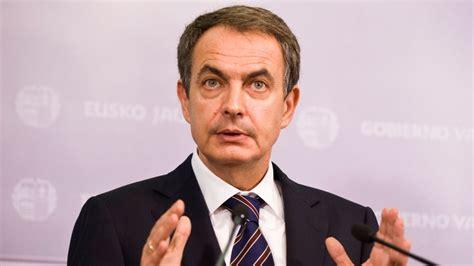 Zapatero: Congreso del PSOE va ser la mayoría social de ...