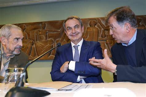Zapatero cree que habrá un gobierno presidido por Sánchez ...