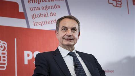 """Zapatero defiende que Díaz """"tiene todas las condiciones ..."""
