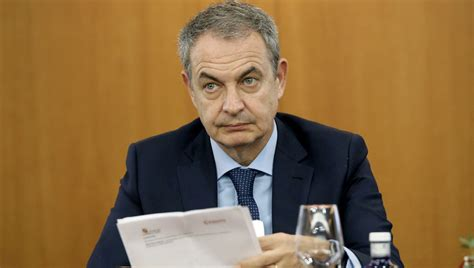 Zapatero dimite como expresidente del Gobierno por el caso ...