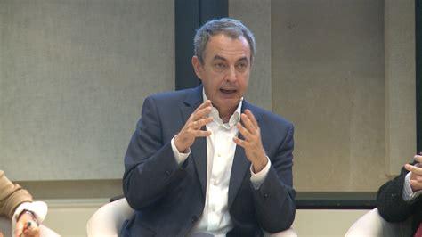 Zapatero:  El PSOE es lo mejor que le puede suceder a España