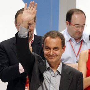 Zapatero: el PSOE piensa más que en los socialistas, en ...