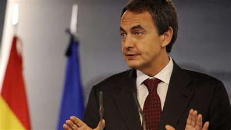 Zapatero:  Éste es el Gobierno de la recuperación