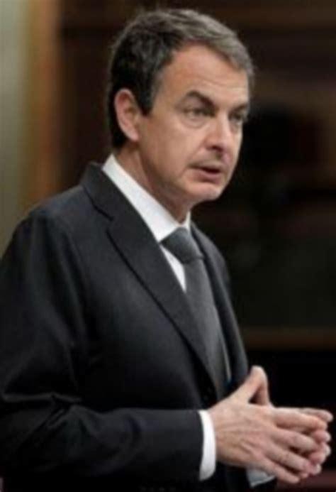 Zapatero hace un primer balance  satisfactorio  de la ...