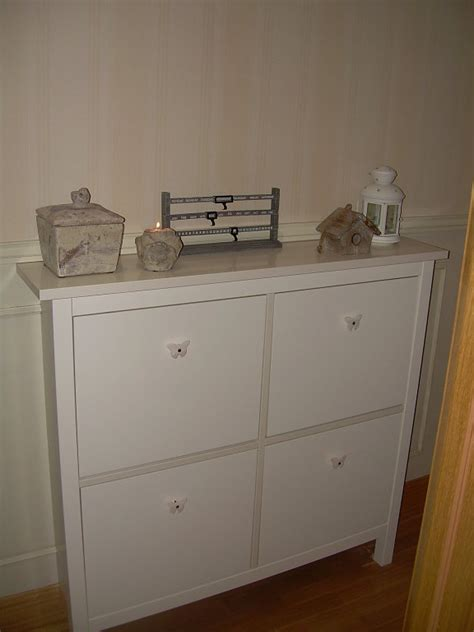 Zapatero HEMNES de IKEA ***   Decorar tu casa es ...