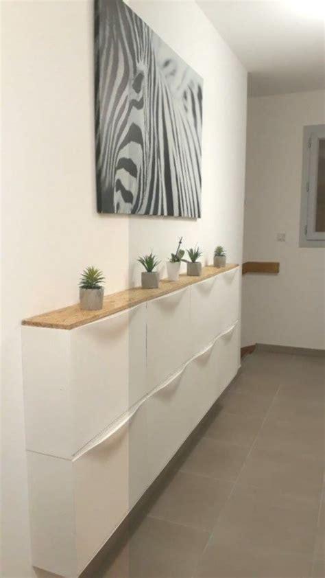 Zapatero IKEA TRONES convertido en mueble   Decoración ...