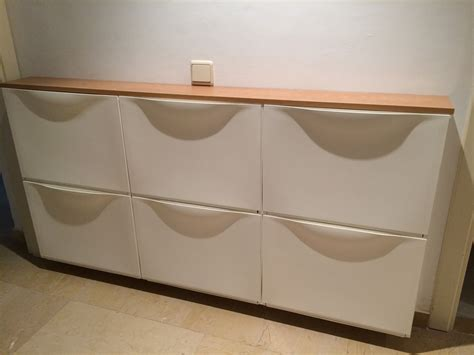 Zapatero Ikea tuneado | Ikea, Estanteria, Muebles para ...
