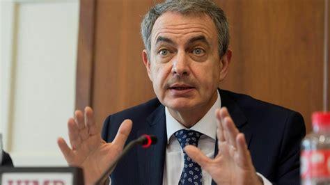 Zapatero mantiene contactos discretos con los ...
