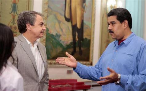 Zapatero pide al Gobierno venezolano  nuevos gestos  para ...