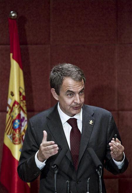 Zapatero recibe al primer ministro palestino en apoyo al ...