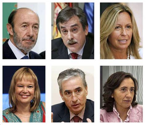 Zapatero remodela su Gobierno, con Rubalcaba como ...