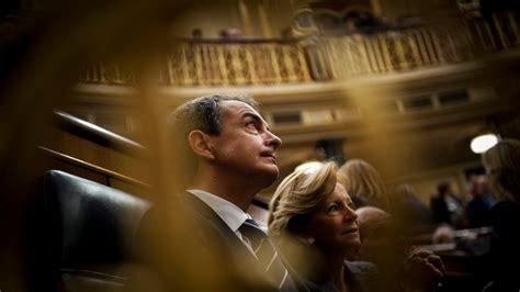 Zapatero, sobre la querella de Vox:  Hay que tener la ...